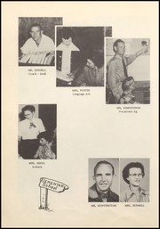 Page 14, 1951 Edition, Cross Plains High School - Bison Yearbook (Cross Plains, TX) online yearbook collection