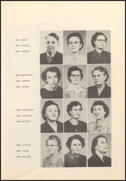 Page 15, 1951 Edition, Cross Plains High School - Bison Yearbook (Cross Plains, TX) online yearbook collection