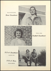 Page 15, 1954 Edition, Cross Plains High School - Bison Yearbook (Cross Plains, TX) online yearbook collection