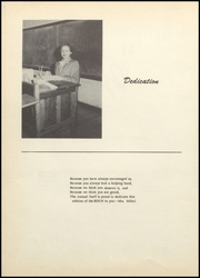 Page 6, 1954 Edition, Cross Plains High School - Bison Yearbook (Cross Plains, TX) online yearbook collection