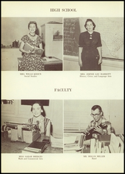 Page 14, 1956 Edition, Overton High School - Los Tejas Yearbook (Overton, TX) online yearbook collection