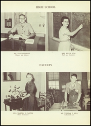 Page 15, 1956 Edition, Overton High School - Los Tejas Yearbook (Overton, TX) online yearbook collection