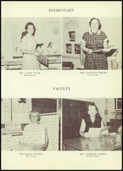Page 17, 1956 Edition, Overton High School - Los Tejas Yearbook (Overton, TX) online yearbook collection