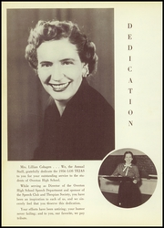 Page 6, 1956 Edition, Overton High School - Los Tejas Yearbook (Overton, TX) online yearbook collection