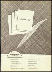 Page 7, 1956 Edition, Overton High School - Los Tejas Yearbook (Overton, TX) online yearbook collection