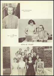 Page 8, 1956 Edition, Overton High School - Los Tejas Yearbook (Overton, TX) online yearbook collection