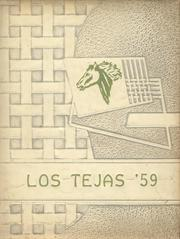 Page 1, 1959 Edition, Overton High School - Los Tejas Yearbook (Overton, TX) online yearbook collection