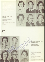 Page 13, 1959 Edition, Overton High School - Los Tejas Yearbook (Overton, TX) online yearbook collection