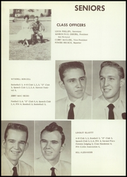 Page 16, 1959 Edition, Overton High School - Los Tejas Yearbook (Overton, TX) online yearbook collection