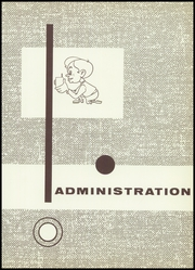 Page 9, 1959 Edition, Overton High School - Los Tejas Yearbook (Overton, TX) online yearbook collection
