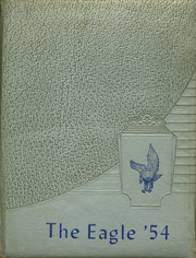 1954 Edition, Goldthwaite High School - Eagle Yearbook (Goldthwaite, TX)