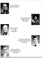 Page 13, 1979 Edition, Brazos High School - Cougar Yearbook (Wallis, TX) online yearbook collection