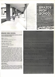 Page 7, 1979 Edition, Brazos High School - Cougar Yearbook (Wallis, TX) online yearbook collection