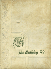 1949 Edition, New Waverly High School - Bulldog Yearbook (New Waverly, TX)