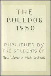 Page 7, 1950 Edition, New Waverly High School - Bulldog Yearbook (New Waverly, TX) online yearbook collection