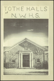 Page 9, 1950 Edition, New Waverly High School - Bulldog Yearbook (New Waverly, TX) online yearbook collection