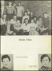 Page 17, 1957 Edition, Alba Golden High School - Panther Yearbook (Alba, TX) online yearbook collection