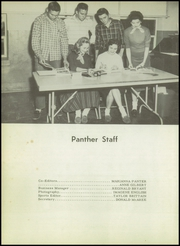 Page 6, 1957 Edition, Alba Golden High School - Panther Yearbook (Alba, TX) online yearbook collection