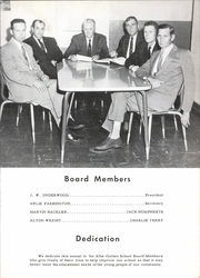 Page 7, 1960 Edition, Alba Golden High School - Panther Yearbook (Alba, TX) online yearbook collection