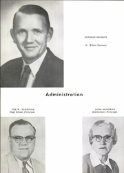 Page 8, 1960 Edition, Alba Golden High School - Panther Yearbook (Alba, TX) online yearbook collection