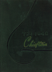 Ganado High School - Chieftain Yearbook (Ganado, TX) online yearbook collection, 1949 Edition, Page 1