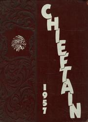 Ganado High School - Chieftain Yearbook (Ganado, TX) online yearbook collection, 1957 Edition, Page 1