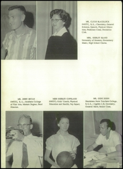 Page 16, 1958 Edition, Ganado High School - Chieftain Yearbook (Ganado, TX) online yearbook collection