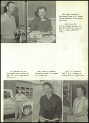 Page 17, 1958 Edition, Ganado High School - Chieftain Yearbook (Ganado, TX) online yearbook collection