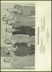Page 10, 1954 Edition, Carrollton High School - Roar Yearbook (Carrollton, TX) online yearbook collection