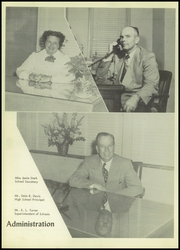 Page 12, 1954 Edition, Carrollton High School - Roar Yearbook (Carrollton, TX) online yearbook collection