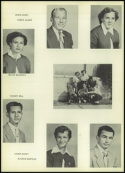 Page 16, 1954 Edition, Carrollton High School - Roar Yearbook (Carrollton, TX) online yearbook collection