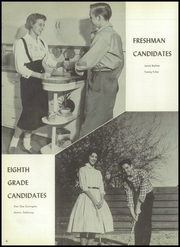 Page 10, 1957 Edition, Carrollton High School - Roar Yearbook (Carrollton, TX) online yearbook collection