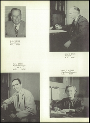 Page 14, 1957 Edition, Carrollton High School - Roar Yearbook (Carrollton, TX) online yearbook collection