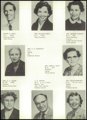 Page 16, 1957 Edition, Carrollton High School - Roar Yearbook (Carrollton, TX) online yearbook collection