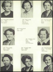 Page 17, 1957 Edition, Carrollton High School - Roar Yearbook (Carrollton, TX) online yearbook collection