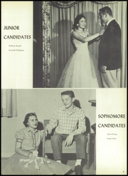Page 9, 1957 Edition, Carrollton High School - Roar Yearbook (Carrollton, TX) online yearbook collection