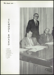 Page 10, 1959 Edition, Carrollton High School - Roar Yearbook (Carrollton, TX) online yearbook collection