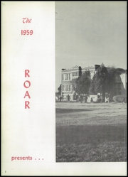 Page 6, 1959 Edition, Carrollton High School - Roar Yearbook (Carrollton, TX) online yearbook collection