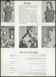 Page 8, 1959 Edition, Carrollton High School - Roar Yearbook (Carrollton, TX) online yearbook collection