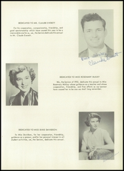 Page 17, 1952 Edition, Meridian High School - Yellow Jacket Yearbook (Meridian, TX) online yearbook collection