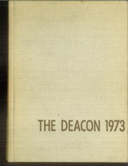 1973 Edition, St Stephens Episcopal School - Deacon Yearbook (Austin, TX)