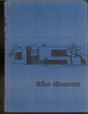 1974 Edition, St Stephens Episcopal School - Deacon Yearbook (Austin, TX)