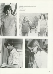 Page 17, 1974 Edition, St Stephens Episcopal School - Deacon Yearbook (Austin, TX) online yearbook collection