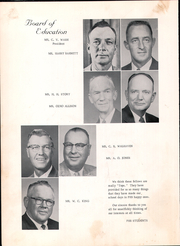 Page 10, 1960 Edition, Forsan High School - Buffalo Trail Yearbook (Forsan, TX) online yearbook collection
