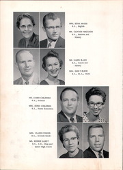 Page 14, 1960 Edition, Forsan High School - Buffalo Trail Yearbook (Forsan, TX) online yearbook collection