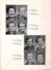 Page 15, 1960 Edition, Forsan High School - Buffalo Trail Yearbook (Forsan, TX) online yearbook collection