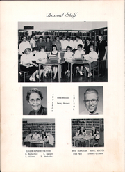 Page 8, 1960 Edition, Forsan High School - Buffalo Trail Yearbook (Forsan, TX) online yearbook collection