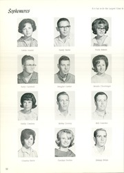 Page 56, 1966 Edition, Forsan High School - Buffalo Trail Yearbook (Forsan, TX) online yearbook collection