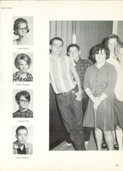 Page 57, 1966 Edition, Forsan High School - Buffalo Trail Yearbook (Forsan, TX) online yearbook collection
