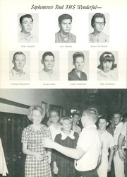 Page 58, 1966 Edition, Forsan High School - Buffalo Trail Yearbook (Forsan, TX) online yearbook collection